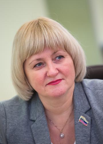 Якуба Марина Ивановна