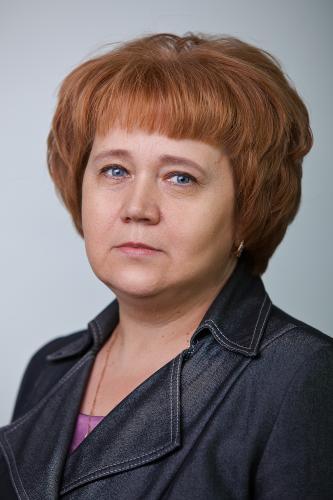 Щенова Светлана Ефимовна