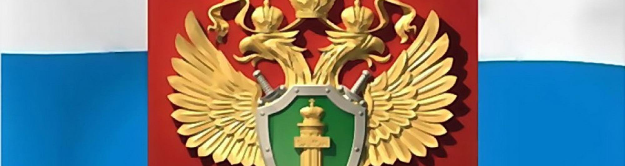 Поздравление с Днем работника прокуратуры РФ